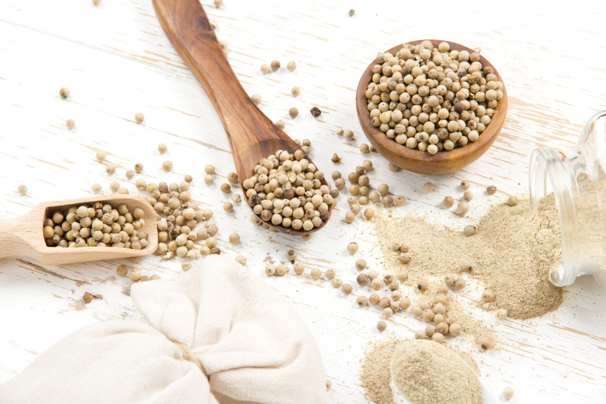 Best Quality Indonesia White Pepper